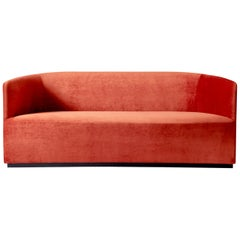 Tearoom Sofa in Red Velvet 'CA7832/062'