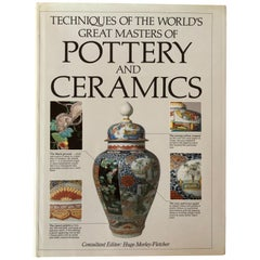 Techniques of the World's Great Masters of Pottery and Ceramics, Oxford