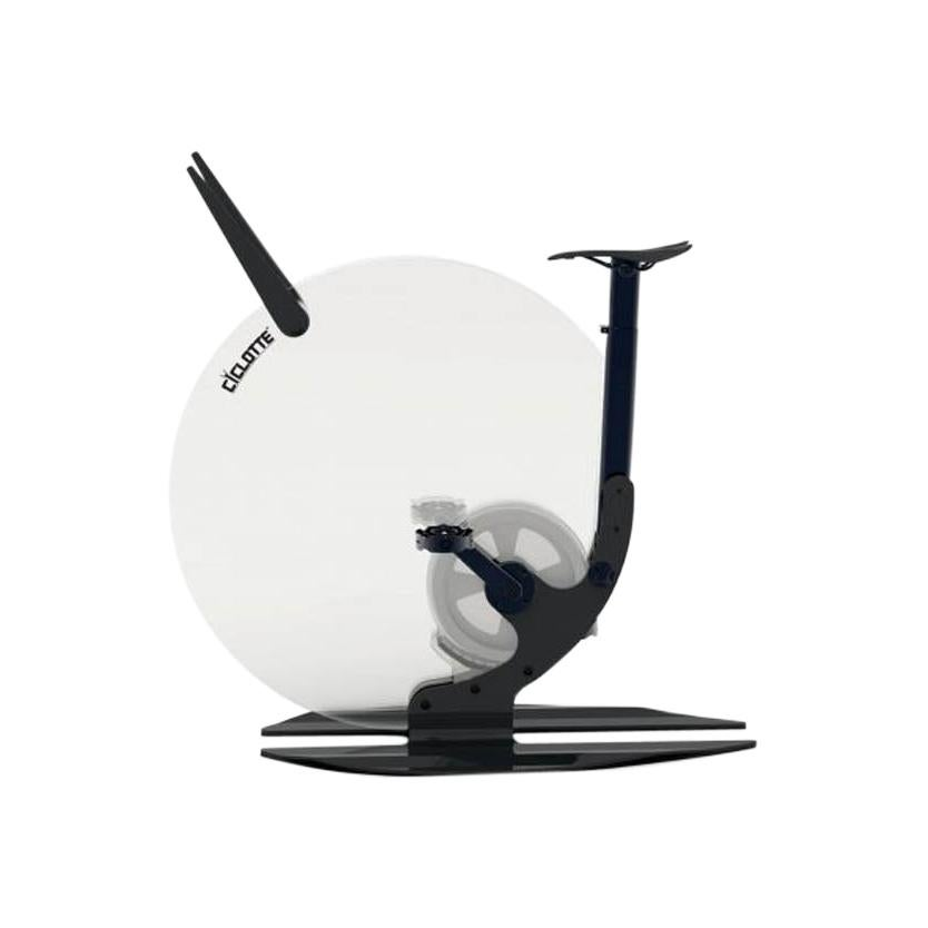 Teckell Ciclotte exercise bike by Luca Schieppati and Gianfranco Barban