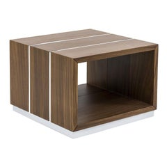 Tecla Side Table by Braid Outdoor