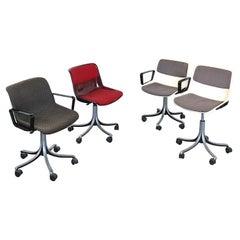 Tecno Italy Set Five Chairs Modus Model