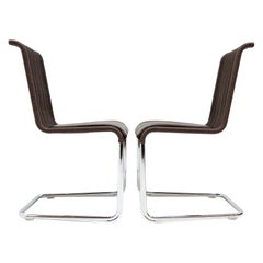 Tecta B45 High Back Chairs, 1981