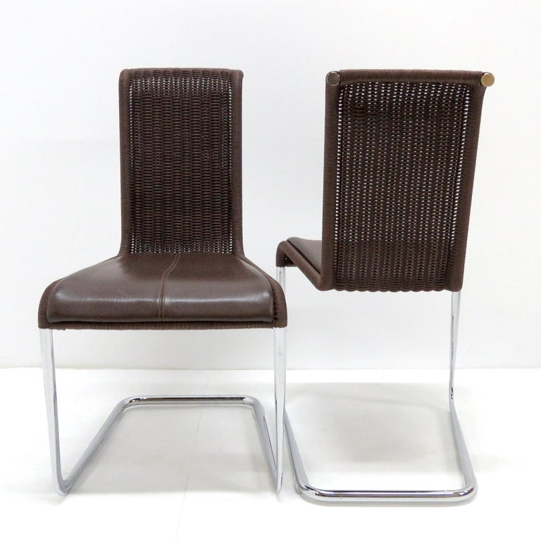 Tecta B45 High Back Chairs, 1981 For Sale 4