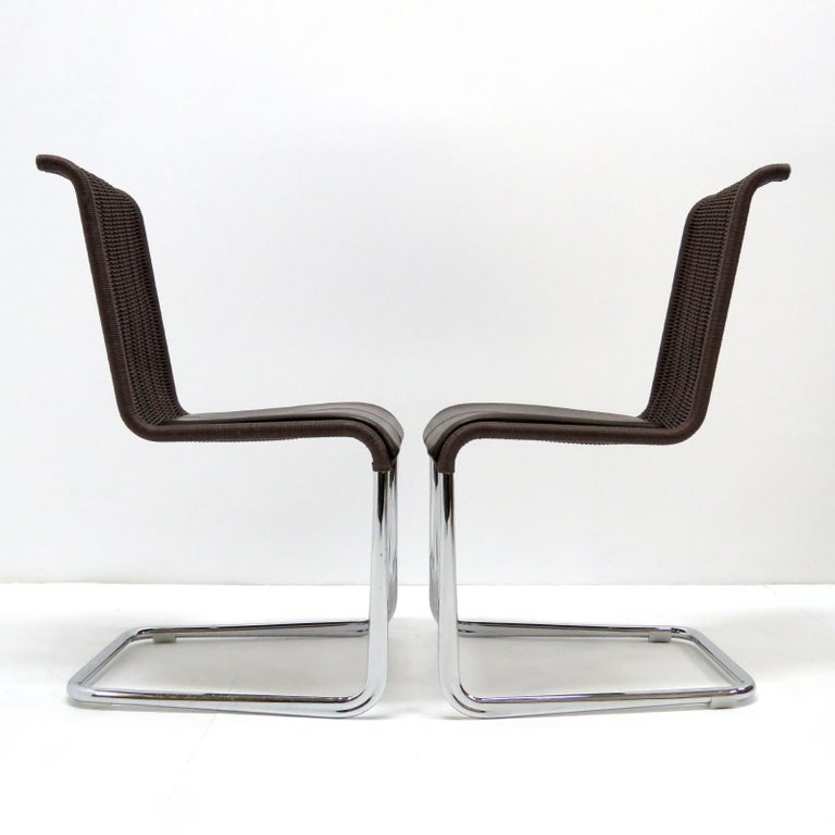 Tecta B45 High Back Chairs, 1981 For Sale 5