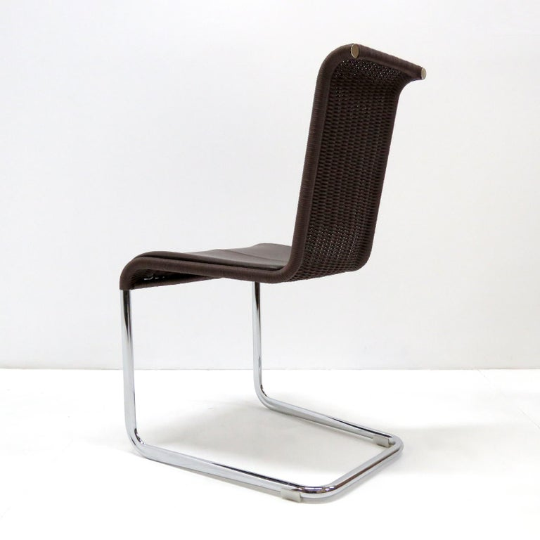 Late 20th Century Tecta B45 High Back Chairs, 1981 For Sale