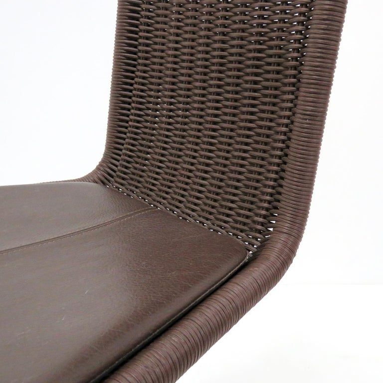 Tecta B45 High Back Chairs, 1981 For Sale 2