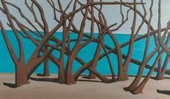 Irie, Painting, Acrylic on Canvas
