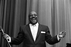 Count Basie (Ted Williams - Black and White Photography)