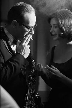 Paul Desmond, 1959 (Ted Williams - Black and White Photography)
