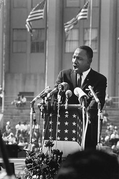 Ted Williams 'Dr. Martin Luther King, Chicago'