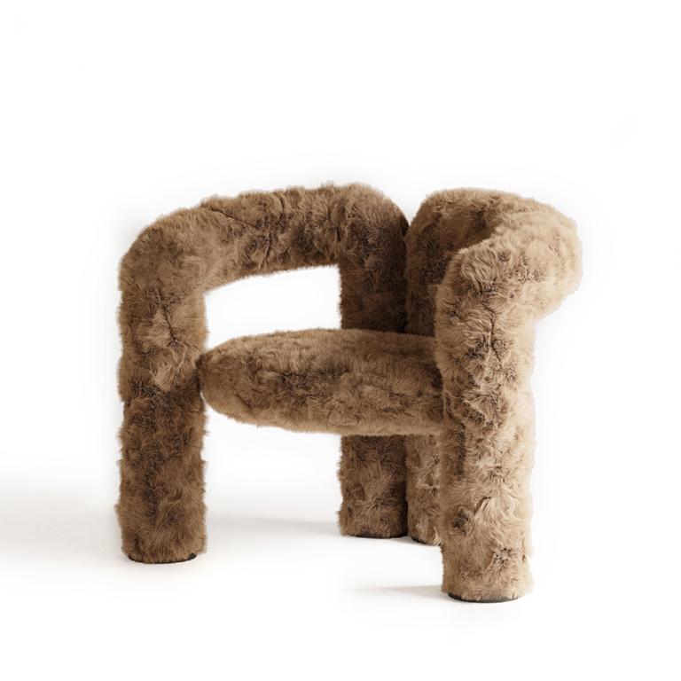 Modern Teddy Chair For Sale
