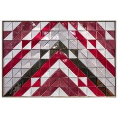 Tile Panel Tejo Colors Handmade Decorative