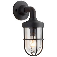 Tekna Bounty Wall 12V Wall Light with Dark Bronze Finish and Clear Glass