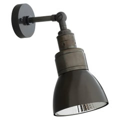 Tekna Loft Wall Light with Dark Bronze Finish