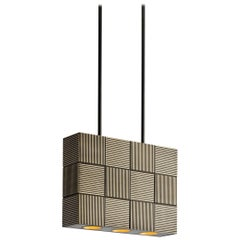 Tekna Pendeen Pendant Light with Massif Brass Finish