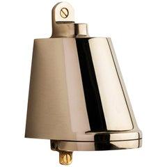 Tekna Spreaderlight 230V LED Wall Light with Polished Brass Finish