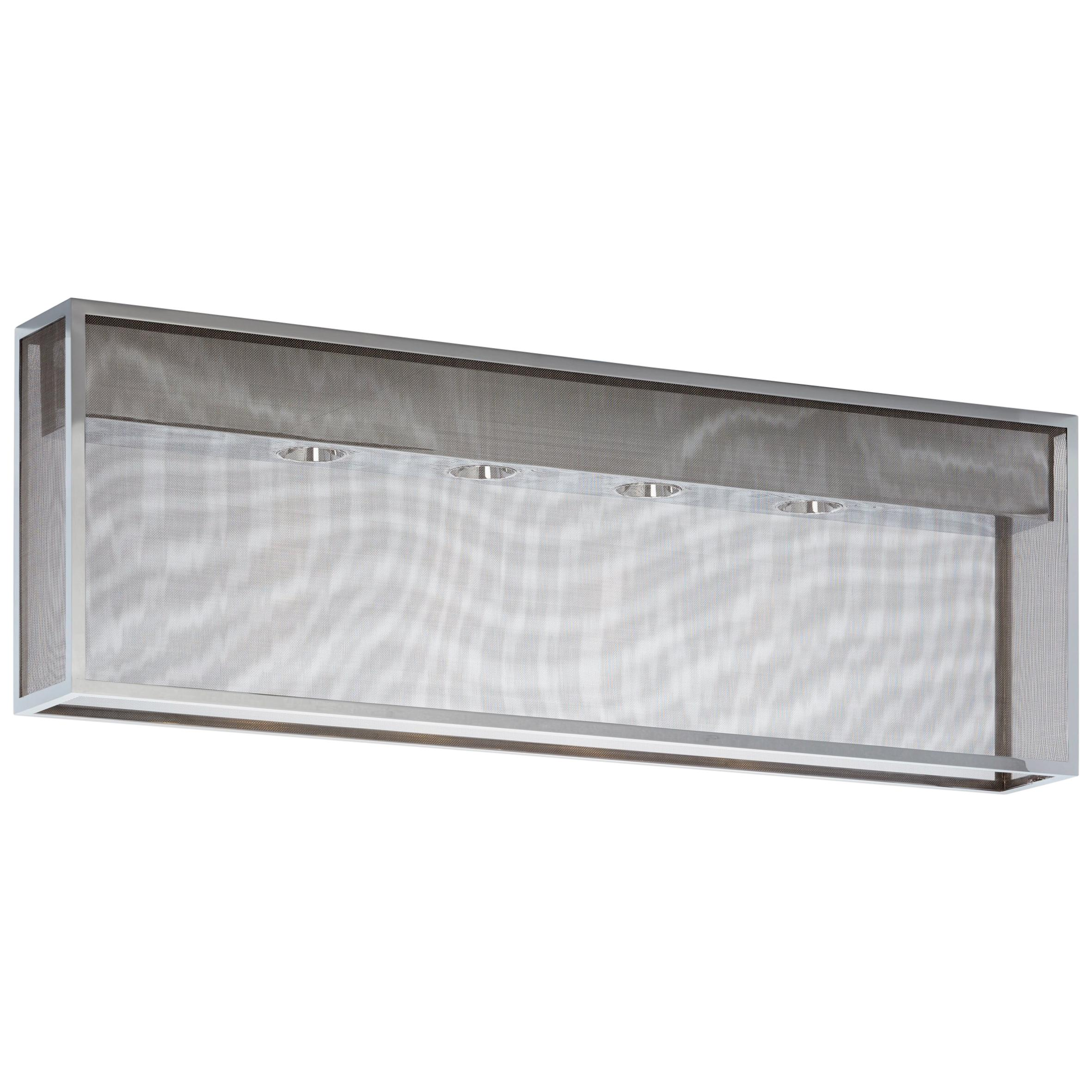 Tekna Tribeca-5 Ceiling Light with Polished Chrome Finish and Chrome Reflector