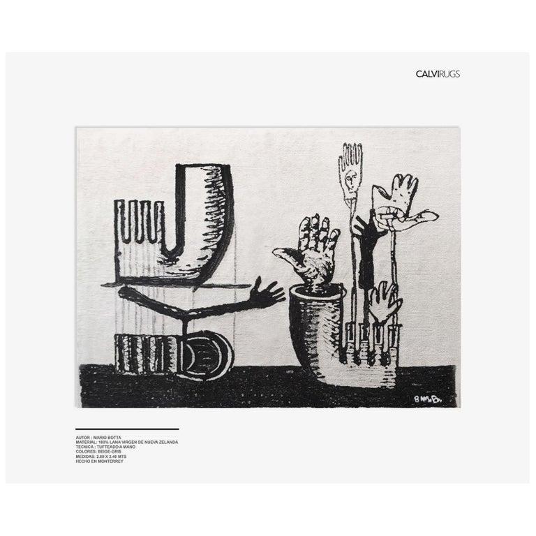 Tekton / Mario Botta / Calvirugs / Art321 For Sale