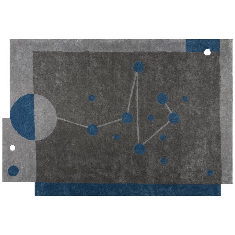 Rug / Carpet / Tekton / Silvino Lopeztovar / Calvirugs / Art321 For Sale