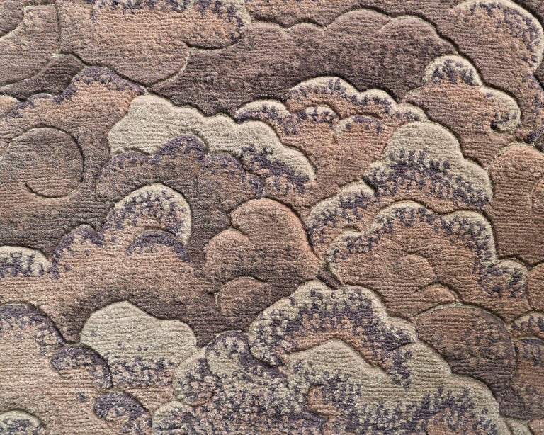 Free virtual rug fitting - just send us pics of your interior and we suggest you the best designs, shapes, sizes and colors.  The Chinoiserie collection is inspired by ancient graphics and illustrations of Chinese origin, adapted to fuse seamlessly