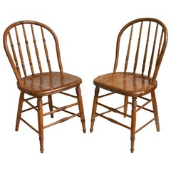TEN Connecticut Hoop Back Windsor Chairs