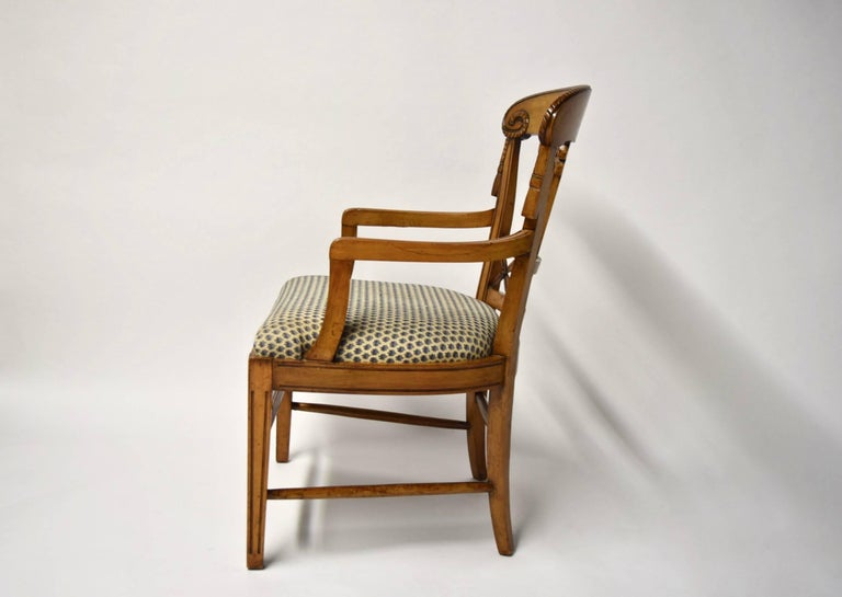 Ten Dining Chairs by André Groult, France, 1912 For Sale 10