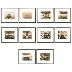 Ten Nathaniel Stebbins Yacht Photographs