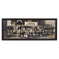 Ten Year Reunion Panoramic Photo, circa 1919