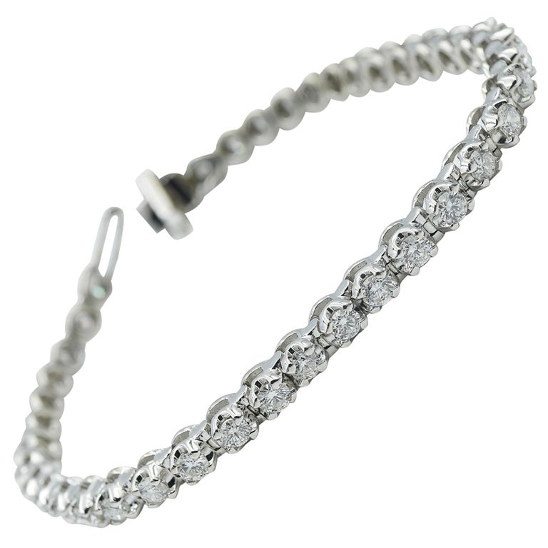 Tennis Bracelet For Sale