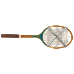 Tennis Racket, Miss Go, Pro, Middle of the 20th Century