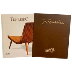 Tenreiro Book Published by Icatu, 'English'