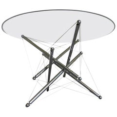 Tensegrity Table Base by Theodore Waddell for Cassina