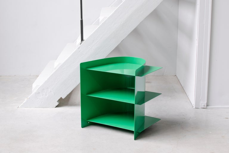 Tension Side Table, Paul Coenen For Sale 3