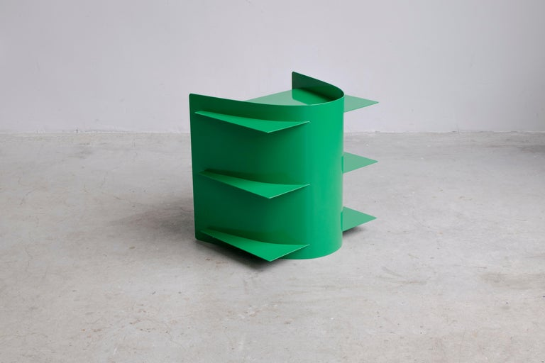 Tension Side Table, Paul Coenen For Sale 4