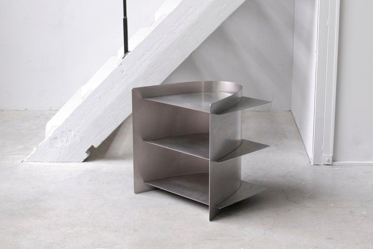 Modern Tension Side Table, Paul Coenen For Sale