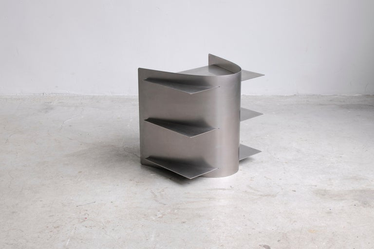 Dutch Tension Side Table, Paul Coenen For Sale