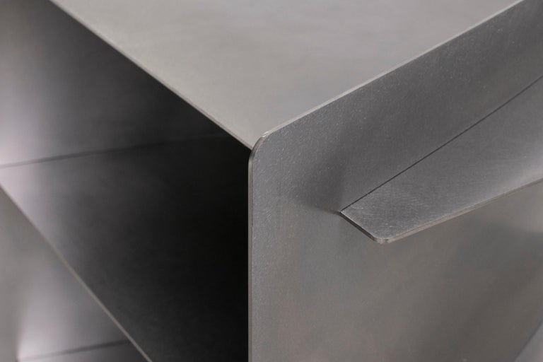 Contemporary Tension Side Table, Paul Coenen For Sale