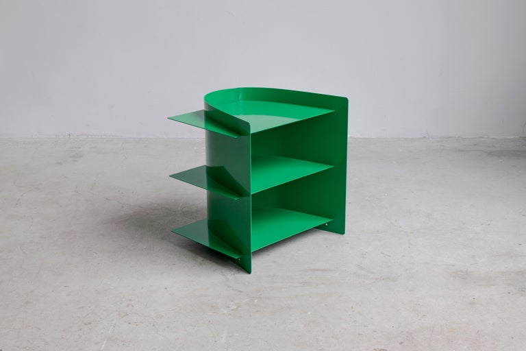 Tension Side Table, Paul Coenen For Sale 2
