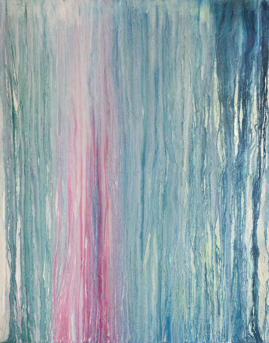 """""""Pixie Dust,"""" Abstract Painting"""