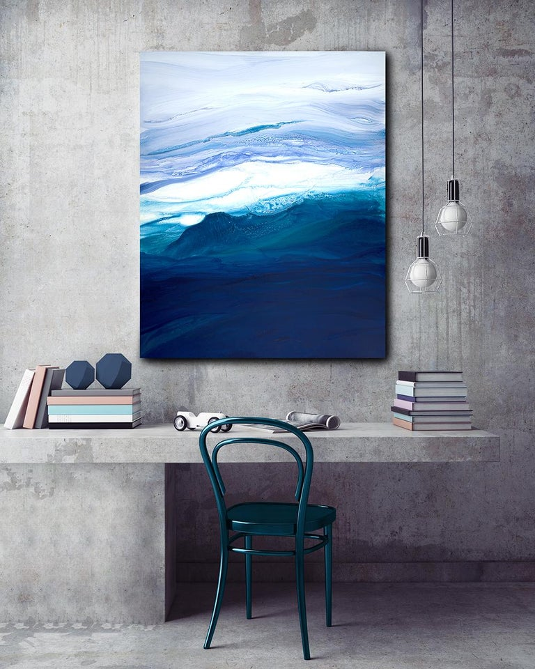 Large Contemporary Abstract