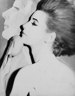 Judy Dent, Beauty Feature for the Sunday Times, 25 April 1960 - Terence Donovan