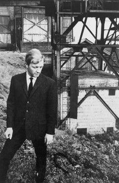 Tim Davies, Grove Road Power Station, London, 31 October 1960 - Terence Donovan