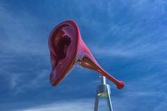 Hear the World 3/10 - Pop Art Inspired Interactive Outdoor Sculpture
