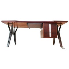 Terni Executive Desk by Ico Parisi for MIM, 1958