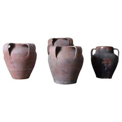 Terracotta Antique Jars, Water Pots, Jars, Antique Jars, Spain, Country Pieces