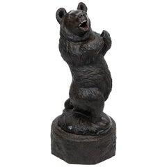Terracotta Black Forest Bear