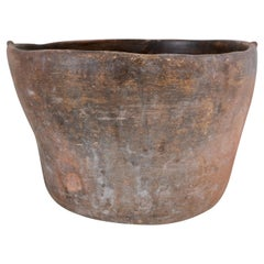 Terracotta Bowl from Mexico, Circa 1950's