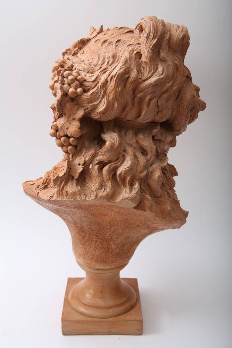 Terracotta Bust For Sale 1