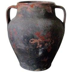 Terracotta Jar, Water Pot, Vase