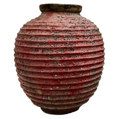 Terracotta Olive Pot, France 20th Century